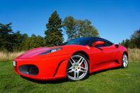 Ferrari F430 4.3 V8 490hk
