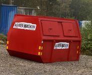 Container för avfall/skräp