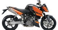 Begagnade delar KTM 990 Super Duke 07-11