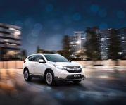 Honda CR-V 2.0 AWD CVT Executive Hybrid 184HK