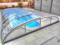 Pooltak tak till pool pooler skydd STYLE
