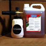 Foam Lance + Carnet Jumbo 5L - PAKETPRIS