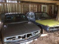 BMW E12 518, 520, 525 i DELAR
