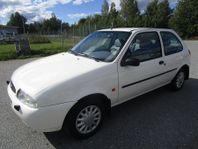Ford Fiesta Samlarskick
