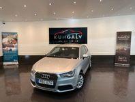 Audi A1 1.6TDI*LÅG SKATT*BILLIG DRIFT*NYBES*NYSERVAD