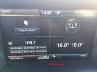Ford Navigator Aktivering (GPS) Sync 2