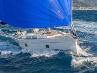 Ny segelbåt Hanse 508