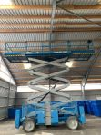 Genie GS4390RT 4x4 saxlift lift 15m