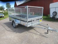 Tiki 300 Pro Lh Kraftig obromsad släpvagn