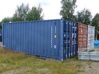 Förråd / Container