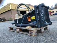 SMC Hydraulhammare SMC XS-500