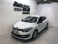 Renault Megane Sports Tourer 1,5 Dci Manuell 110 Hk Limited