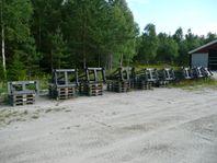 Mkt Kranarmar i Lager med Stora BM Fästet