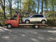 Skrota bilen / Biltransport / Bilbärgning