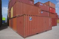 Begagnade 20 & 40ft containers