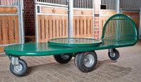 Storbalsvagn, med eller utan våg och eldrift