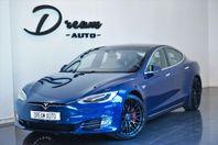 Tesla Model S P90D LUDICROUS + 772HK 5500KR INK FÖRSÄKRING