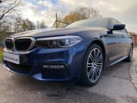 BMW 520 d xDrive G30 Sedan Steptronic M Sport 1Ägare Lågmil