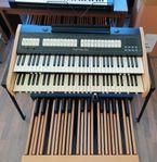 Orgel Viscount Cantorum Duo kyrkorgel