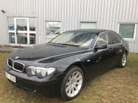 BMW 745 Softclose/ 333hk / Fullutrustad