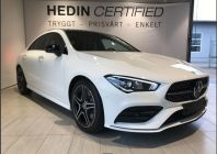 Mercedes-Benz CLA 200 /AMG/PANORAMA/BURMESTER/OMGÅENDE