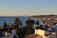 Strandnära med fantastisk utsikt söder om Estepona