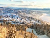 Åre Sadeln ski-in ski-out Sadelbacken -vår/sommar