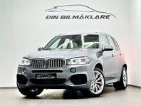 BMW X5 xDrive40d M Sport Fullutrustad Euro 6 313hk 2 Ägare