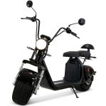 Fatbike 3000W elscooter - LG batteri 13/21AH