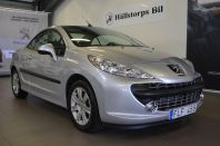 Peugeot 207 1.6 120HK AC CABRIOLE