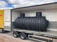 Buffert vattentankar 1500- 100 000 liter