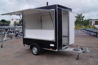 Tomplan TFS 250 Försäljningsvagn FINANS
