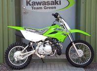 Kawasaki KLX 110 för leverans