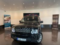 Land Rover Discovery 3.0TDV6*4WD*7-SITS*NYBES*NYSERVAD*DRAG*