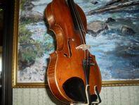 Violin/Fiol hos Hammarö Stråk & MusikService
