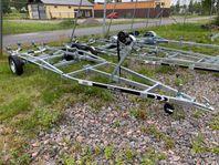 Lorries Upptagningsvagn Last vikt MAX 1800Kg