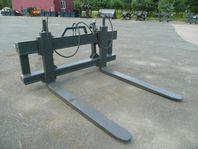 Hydr 10 tons Pallgaffel Stora BM Fästet