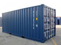 Nya & begagnade 8-40ft container Hässleholm
