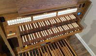 Orgel Viscount Sonus 40 kyrkorgel