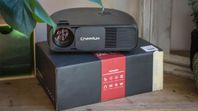 UTHYRES - Portabel HD-projektor med fjärrkont