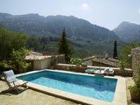 Hus på Mallorca med utekök & pool