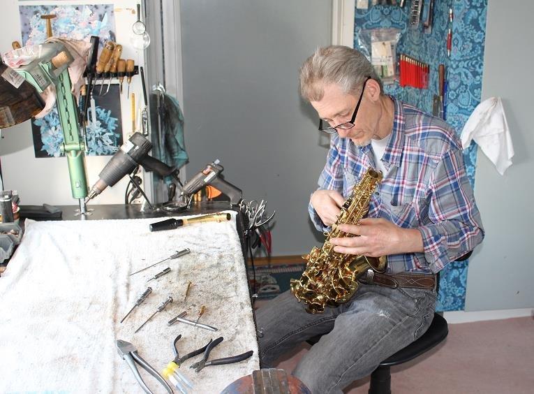 Instrumentmakare