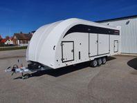 Race Transporter 6 6,5m x 2,35m 3500kg -20