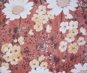Blommiga retrotapeter 1970-tal