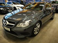 Mercedes-Benz E 200 Coupé 7G-Tronic Plus Euro 6 184hk