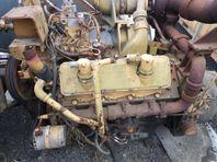 Cat 988 motor med converter