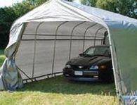 Garagetält PRO 3,6 x 8,4 x 2,7 PVC 8167:-