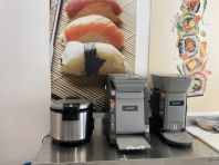 Sushi Robot - Sushimaskin - HELT NY - AUTEC