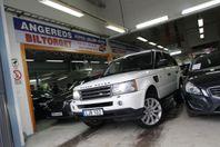 Land Rover Range Rover Sport 2.7 TDV6 4WD Automat 190hk