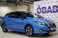 Nissan Leaf 3 499kr/mån Service+Vinterhjul 62 kWh (217hk)